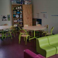 Mobilier - salle muti activités